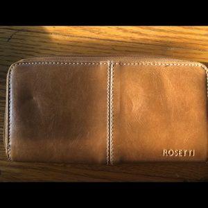 Rossetti wallet